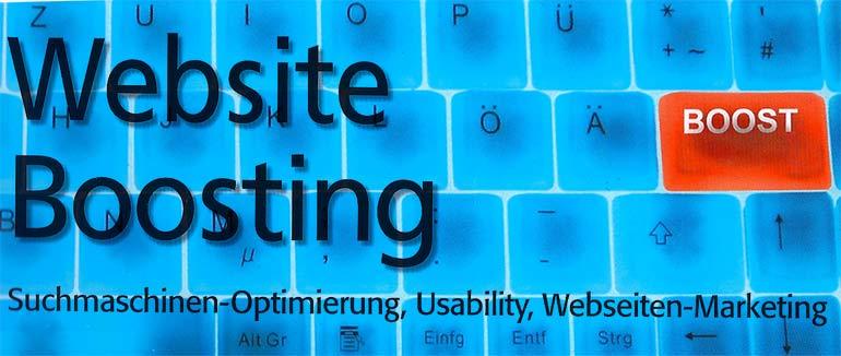 Website Boosting: SEO-Leitfaden von Mario Fischer