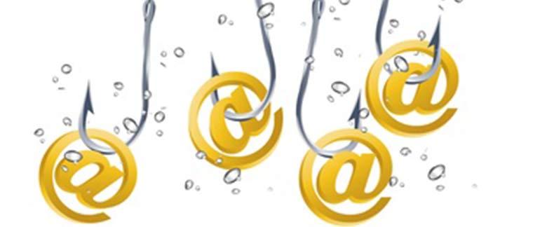 Phishing und Mail Spam