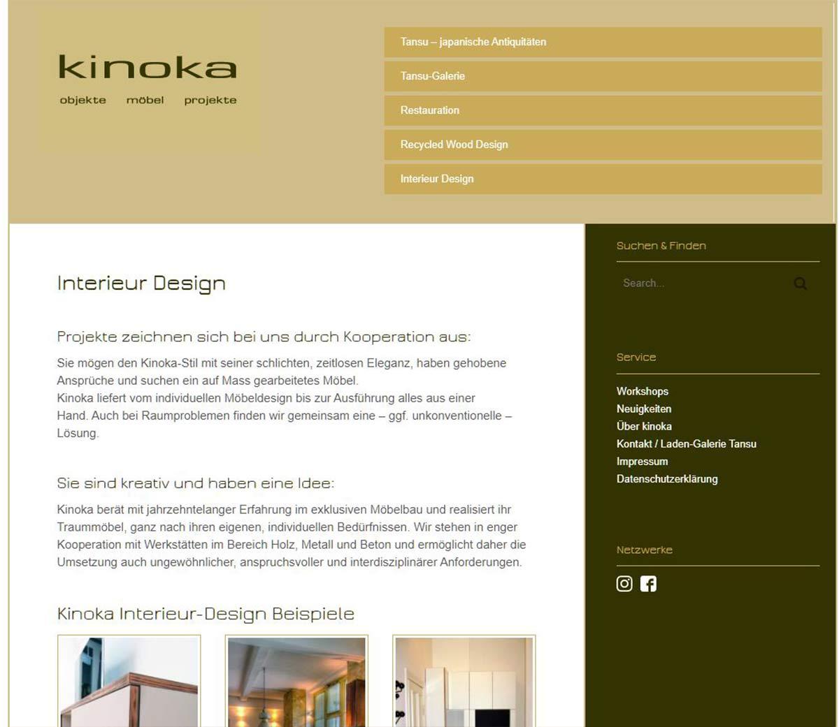 Kinoka Interieur Design