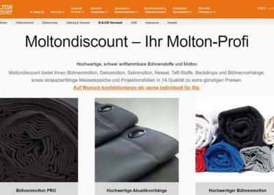 Moltondiscount Startseite